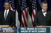 How will NATO leaders respond to Russia?