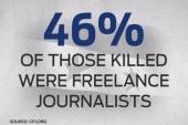Protecting journalists in danger zones