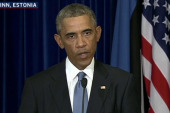 Obama: Objective to 'degrade and destroy'...