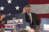 Scott Brown enlists out-of-state supporters