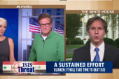 WH on ISIS: We must look before we leap