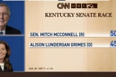 McConnell gets good news in Kentucky race