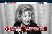Joan Rivers: 'You'll never see her likes...