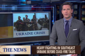 Ukraine fighting leads to cease-fire doubts
