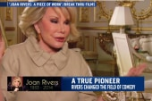 'Joan Rivers allowed women to be raw'