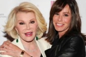 Tributes to comedian Joan Rivers pour in