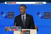 President Obama: ISIS has got to go
