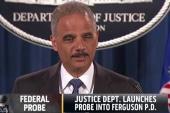 Atty. Gen. Holder opens probe into...