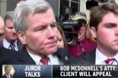 What will Bob McDonnell's fate be?