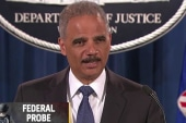 Justice Dept. launches probe into Ferguson PD