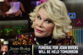 Looking back on Joan Rivers' life