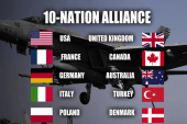 NATO coalition just 'symbolic hug' for Obama?