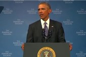 Obama defends decision to delay immigration