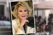 Memorial service held for Joan Rivers