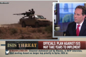How expansive will action against ISIS be?