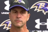 Ravens coach talks Ray Rice termination
