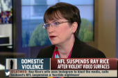 Criticism over NFL's slow response to Ray...