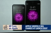 Apple unveils new iPhone, watch