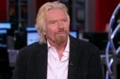 Richard Branson shares leadership tips