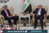 Kerry seeks regional allies against ISIS