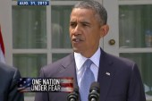 President Obama's goal: Defeat and destroy