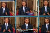 The history of President Obama in primetime