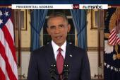 Obama explains action in Syria, Iraq