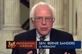 Sen. Sanders urges caution, planning on ISIS