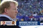 Former FBI director to lead NFL probe