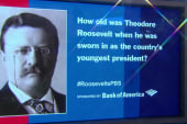 Teddy Roosevelt – the youngest president