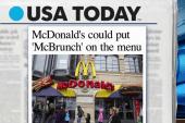 McDonald's files trademark registration