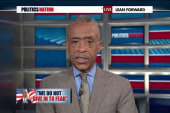 Sharpton: 'We can't give into fear'