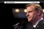 Report: Ray Rice told Goodell he hit his...