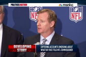 Fallout for NFL over domestic abuse scandals