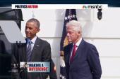 Presidents bonding through community service