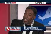 Ernie Hudson talks 'Ghostbusters' 30th...