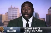 Trevor Pryce: 'Shocked and saddened' by tape