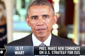 Will Obama leave office with another Iraq...