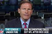 Sen. Blumenthal on reforming the NFL