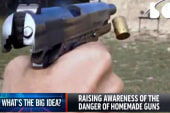 Raising awareness on homemade guns