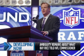 Does Roger Goodell need to go?