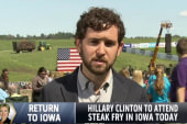 Hillary Clinton to attend steak fry in Iowa