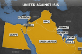 What does US need from allies to beat ISIS?