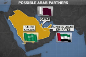 Finding Mideast partners for the ISIS crisis
