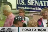 Will Hillary Clinton take Iowa in 2016?