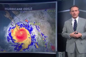 Hurricane Odile lashes Mexico's west coast