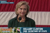 Hillary Clinton in Iowa reignites 2016 talk