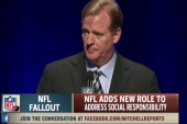 Pressure on Goodell to resign grows