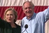 Did Hillary Clinton prep for 2016 in Iowa?