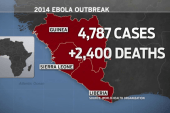 US ramps up response to Ebola outbreak